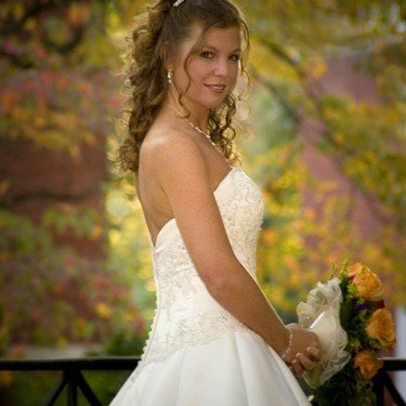 Bridal Portrait - Belk Chapel