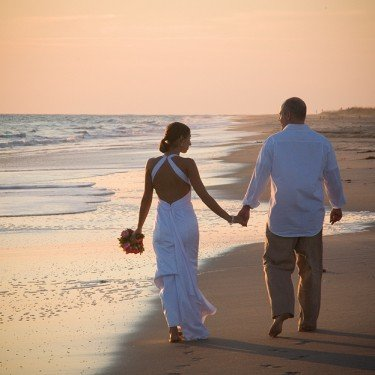 Beach Wedding - Bald Head Island