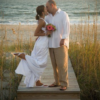 North Carolina Beach Wedding