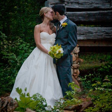 Outdoor Wedding - Pleasant Garden, NC